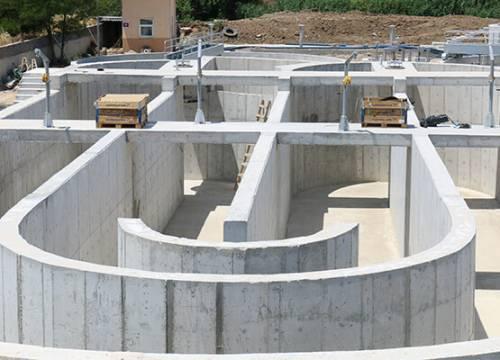 Su Arıtma Tesisleri ve Derin Havuz İşleri