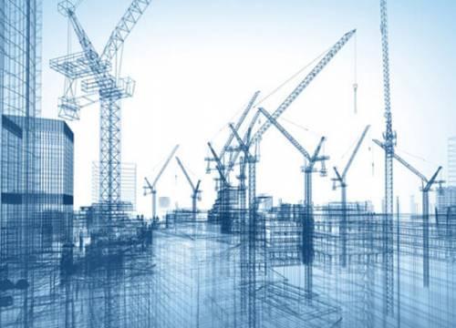 Endüstri ve Sanayi Yapıların İnşaat İşleri