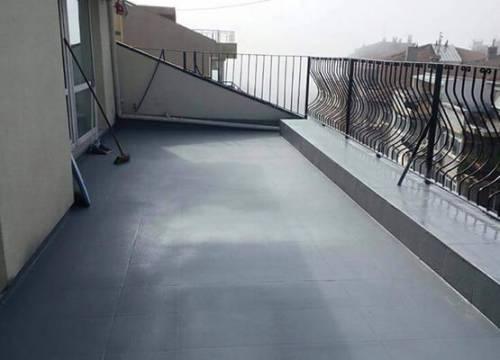 Balkon ve Teras Yalıtım Uygulamaları